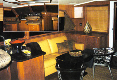 Dovercraft Yachts PH 52 - Interior