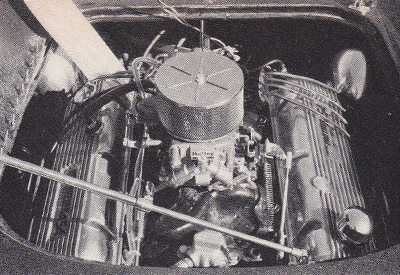 Kona 18 - engine compartment
