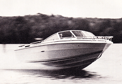 Sea Ray SRV 200