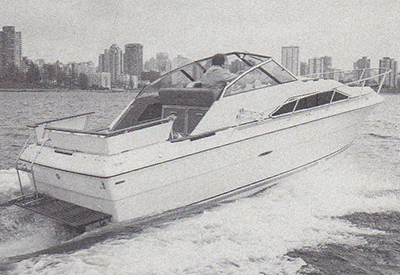 Sea Ray SRV 245 Sundancer