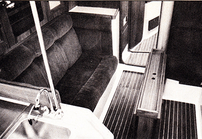 CS 36 - interior layout