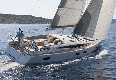 Jeanneau 54 - Sails Beautifully