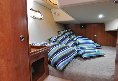 Marlow-Hunter 31 - Aft Cabin
