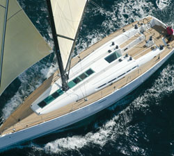 sail-BeneteauFirst50Aerial-large
