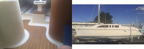 2004 Hunter 260 Sloop