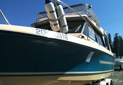 Silverline Nantucket 22V