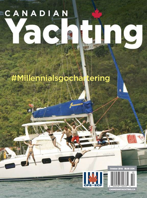 Canadian Yachting Oct 2016 Issue