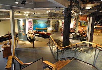 Canadian Canoe Museum - Entrance