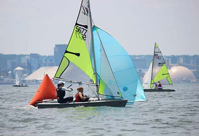 RYC Junior Sail