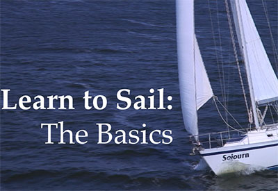 Learn to Sail with Rob MacLeod