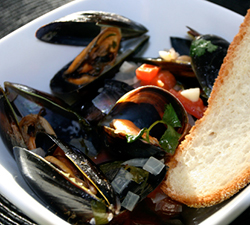 Blue Pacific Mussels