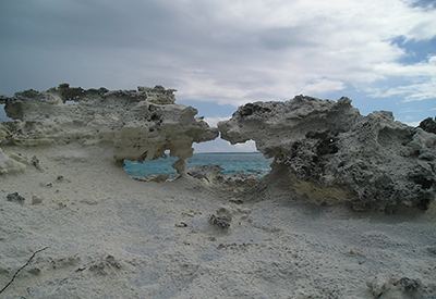 North Exumas Rock