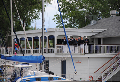 Queen City Yacht Club in 2012