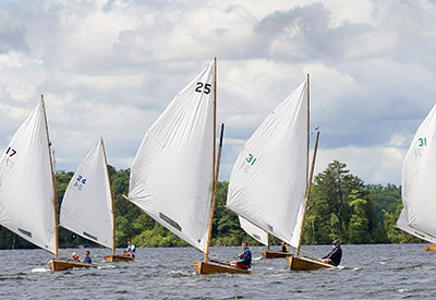 Stony Lake Yacht Club - Aykroyd fleet