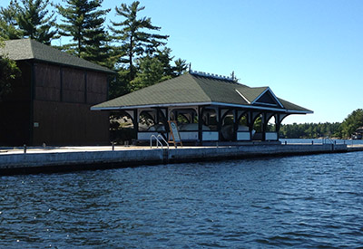 Stony Lake Yacht Club - Swimming and boating
