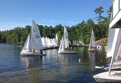 Stony Lake Yacht Club - Sailing School