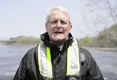 Marc Garneau Safe Boating