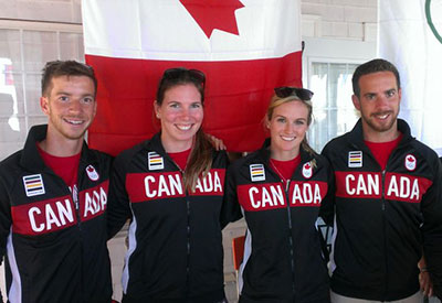 Nova Scotia Olympic Sailors