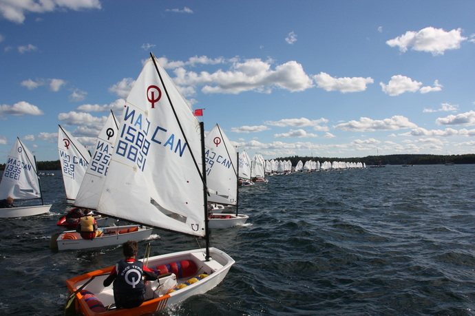 2014 Canadian Optimist Dinghy Championships