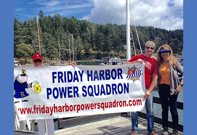 Pig War - Friday Harbor