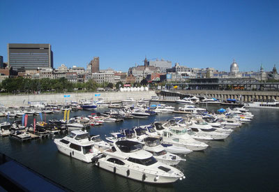 Welcome aboard (literally) for the 2014 Montreal In-Water Boat Show!
