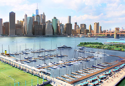 Brooklyn Bridge Marina