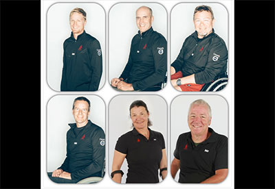 Sail Canada Paralympic Rio 2016 Team Members