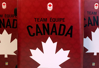 Team Canada Luggage