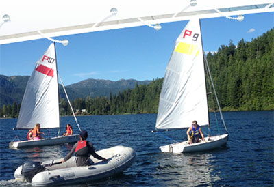 Whistler Learn To Sail