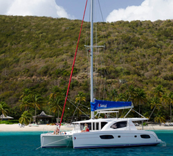 SunSail 444 Catamaran