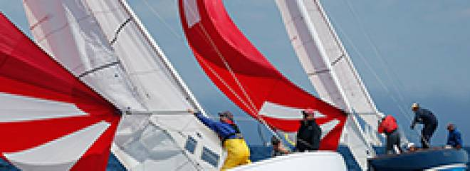 Chester Race Week Ends on High Note With Great Sailing Conditions