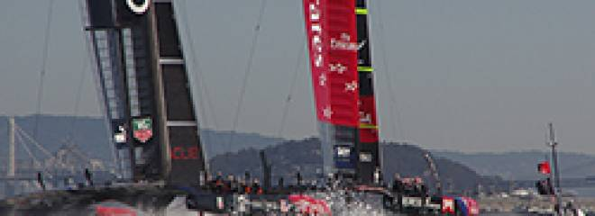 Inside the Drama: America's Cup 2013 with Steve Killing