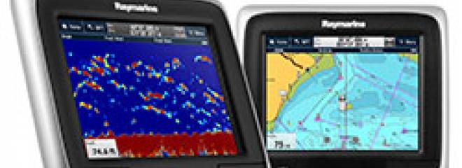 New Raymarine CHIRP DownVision Models Debut at ICAST