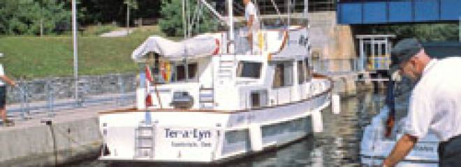 Rideau and Trent Severn – Trouble on Ontario's Canal Systems
