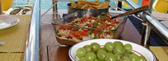 Sheryl Shard's Mexican Appetizer