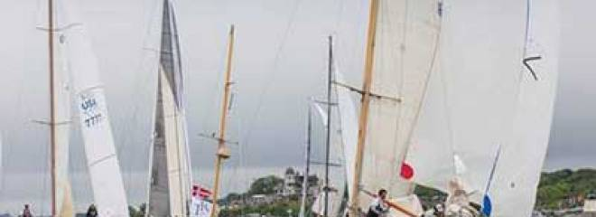 Transatlantic Race 2015 Sets off from Newport, R.I. with a Fleet of 13