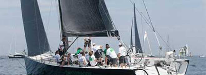 Massachusetts Skipper Couldn't Wait for His 20th Marblehead to Halifax Race