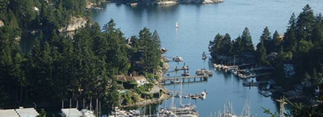 West Vancouver Yacht Club Achieves Four-Anchor Eco-Rating in Clean Marine BC Program