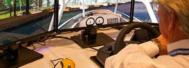 CPS-ECP Boating Skills Virtual Trainers Coming to a Boat Show Near You