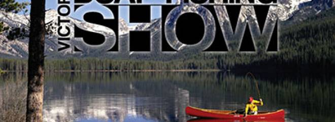 Victoria Inner Harbour Boat Show takes place April 28th - May 1st, 2016
