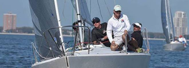 Sail Canada's Sailor of the Month - Rossi Milev