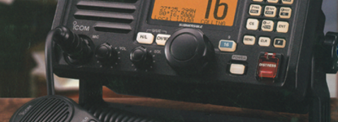 VHF Radio and Maritime Mobile Service Identity (MMSI)