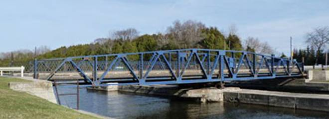 April 25 Update: Spring Maintenance for Trent-Severn Waterway Bridges