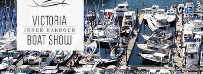 Victoria Inner Harbour Boat Show: April 28th - May 1st, 2016