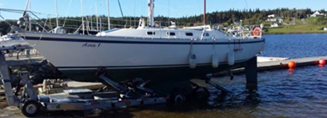 New Marine Services Business in Baddeck