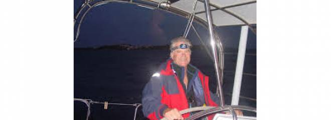 Brad Willauer's Family crew will rotate helm on Marblehead to Halifax Race