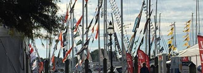 Opening of the 48th Annapolis boat show