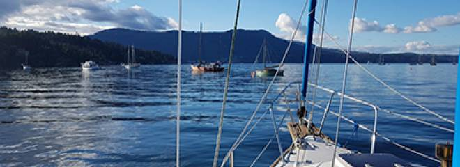 Creating a space for Boaters with community pride and stability - Brentwood Bay Maritime Community Society (BBMCS)