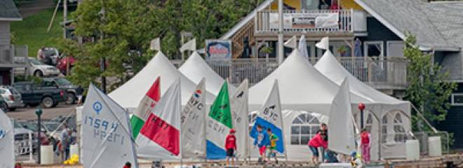 Bras d'Or Yacht Club: Over a century on the Baddeck waterfront