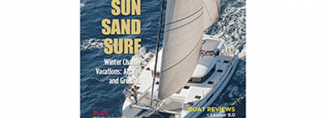 Canadian Yachting Magazine, October 2018 Preview